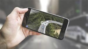 Rennen mit dem VW Polo auf dem Smartphone. © spothits/Auto-Medienportal.Net/Volkswagen