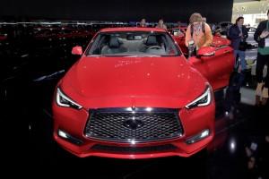 Detroit 2016: Infiniti stellt neuen V6 vor. © spothits/Auto-Medienportal.Net / Manfred Zimmermann