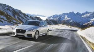 Jaguar XF Diesel bald auch mit Allradantrieb. © spothits/Auto-Medienportal.Net/Jaguar