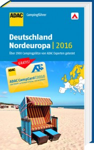 ADAC-Campingführer 2016 erschienen. © spothits/Auto-Medienportal.Net/ADAC