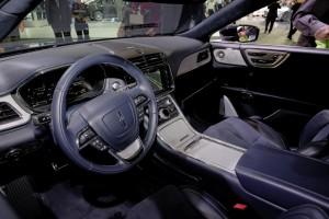 Detroit 2016: Bei Lincoln gibt es wieder einen Continental. © spothits/Auto-Medienportal.Net / Manfred Zimmermann