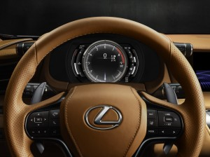 Aus Lexus LF-LC wird LC 500. © spothits/Auto-Medienportal.Net/Lexus