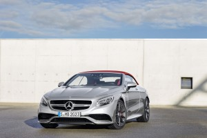 Exklusives Mercedes-AMG S 63 Cabrio huldigt der Erfindung des Autos . © spothits/Auto-Medienportal.Net/Daimler