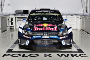 Feinschliff für den Rallye-Weltmeister. © spothits/Auto-Medienportal.Net/Volkswagen
