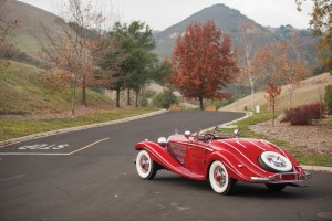Autos für Millionen in der Wüste Arizonas. © spothits/Auto-Medienportal.Net/David Bush/Sotheby's