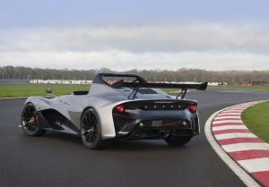 Lotus 3-Eleven schafft in drei Sekunden Tempo 100. © spothits/Auto-Medienportal.Net/Stefan Baldauf