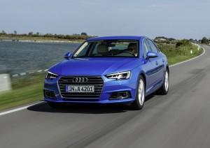 "Audi A4 überzeigt ""What Car?""-Jury. © spothits/Auto-Medienportal.Net/Audi"