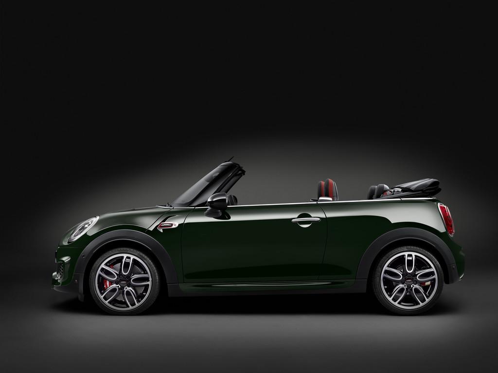 Mini Cabrio John Cooper Works kommt Anfang März. © spothits/Auto-Medienportal.Net/Mini