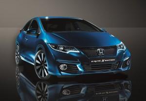 "Honda Civic als ""X Edition"". © spothits/Auto-Medienportal.Net/Honda"