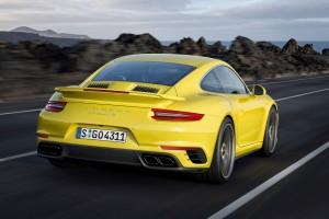 Porsche Turbo: Es lebe der rasende Alltag! © spothits/Auto-Medienportal.Net/Porsche