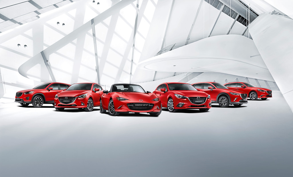 Mazda veranstaltet Mehr-Wert-Tage. © spothits/Auto-Medienportal.Net/Mazda