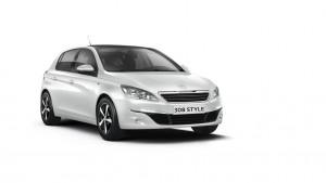 Peugeot bringt Style-Sondermodelle. © spothits/Auto-Medienportal.Net/Peugeot