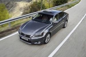 Lexus GS: Ausschließlich mit Hybrid. © spothits/Auto-Medienportal.Net/Lexus