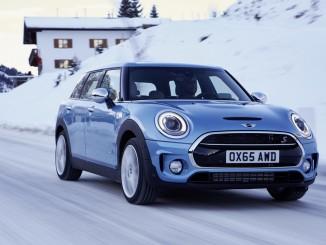 Mini Clubman kommt mit Allradantrieb besser voran. © spothits/Auto-Medienportal.Net/BMW