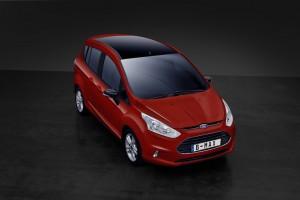 Ford bringt neue Ausstattungsvariante für B-Max. © spothits/Auto-Medienportal.Net/Ford