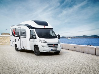"Bürstner Ixeo it 680 G ist ""Reisemobil des Jahres"". © spothits/Auto-Medienportal.Net/Bürstner"