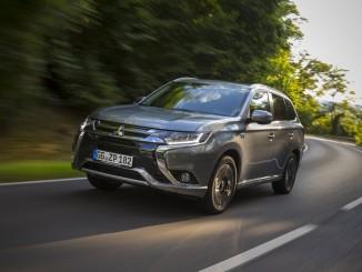Deutschlands beliebtester Plug-in-Hybrid kommt von Mitsubishi. © spothits/Auto-Medienportal.Net/Mitsubishi