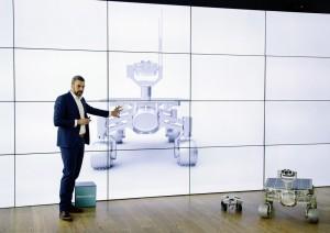 Audi Lunar Quattro: Vorsprung durch Technik auch auf dem Mond. © spothits/Auto-Medienportal.Net/Audi