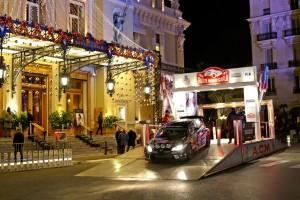 WRC 2016: Ogier wiederholt Monte-Sieg. © spothits/Auto-Medienportal.Net/Bodo Kräling