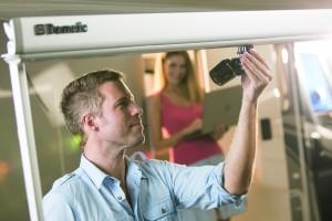 Dometic bringt Strom für Zubehör an die Markisen. © spothits/Auto-Medienportal.Net/Dometic Waeco