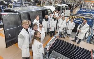 Gesundheitskonzept von VW ist Prüfungsbestandteil. © spothits/Auto-Medienportal.Net/Volkswagen