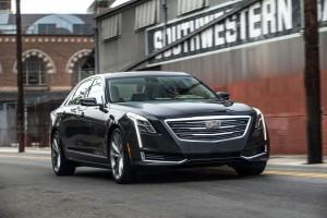 Cadillac CT6: Die neue Leichtigkeit. © spothits/Auto-Medienportal.Net/Cadillac