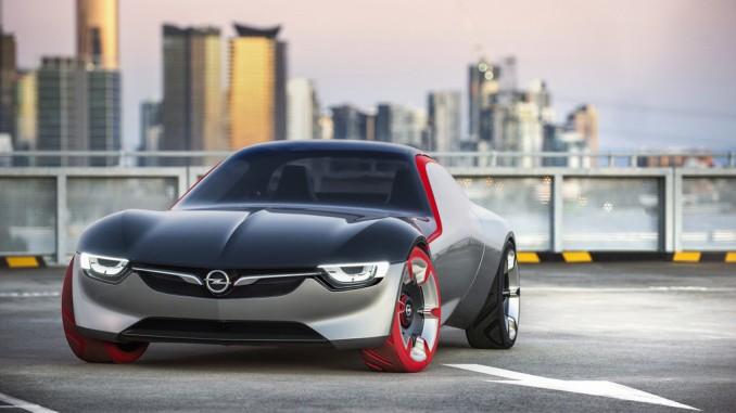 Genf 2015: Opels Sportwagen der Zukunft. © spothits/Auto-Medienportal.Net/Opel