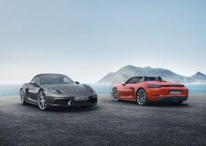 Porsche stellt Boxster neu auf. © spothits/Auto-Medienportal.Net/Porsche