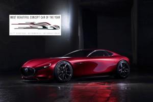 Mazda und Porsche haben die schönsten Konzeptfahrzeuge. © spothits/Auto-Medienportal.Net/Mazda#sthash.NTyu9WOS.dpuf