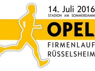 Opel-Firmenlauf startet am 14. Juli 2016 . © spothits/Auto-Medienportal.Net/Opel