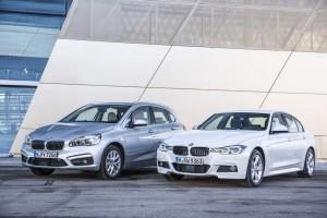 BMW 330e und 225xe: Neue Freude am Fahren. © spothits/Auto-Medienportal.Net/BMW