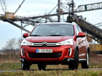 Test Citroen C4 Aircross Exclusive e-HDi 115 4WD: Doppelwinkel mit Charakter. © spothits