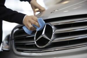 Mercedes-Benz startet mit zweistelligem Plus . © spothits/Auto-Medienportal.Net/Daimler