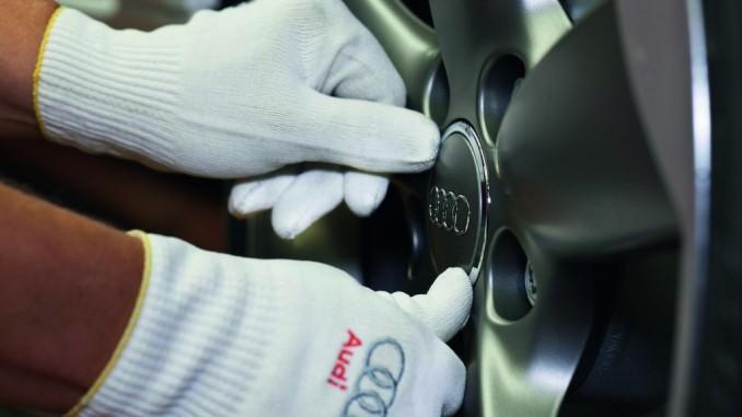 Audi lieferte 143 150 Autos aus. © spothits/Auto-Medienportal.Net/Audi