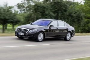 """Weber: Autonomes Fahren kommt """"schneller als wir heute denken"""". © spothits/Auto-Medienportal.Net/Daimler"""