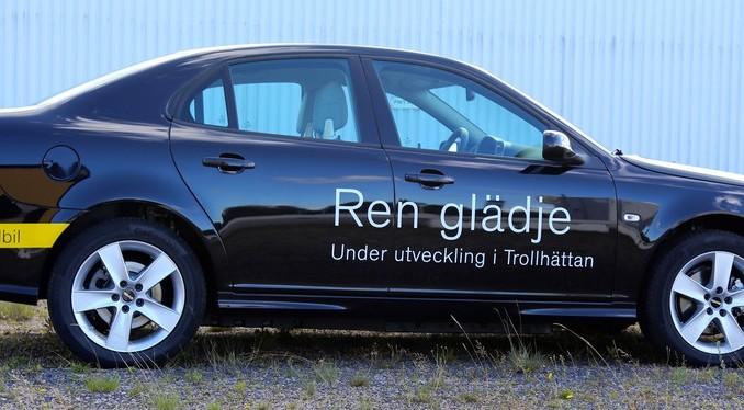 NEVS will 150 000 Saab 9-3 EV liefern. © spothits/Auto-Medienportal.Net/NEVS