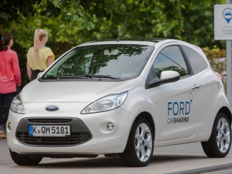 Ford integriert Carsharing in Ford-Pass. © spothits/Auto-Medienportal.Net/Ford