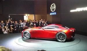 Genf 2016: Mazda RX-Vision erstmals in Europa. © spothits/Auto-Medienportal.Net