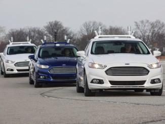 Goslar Diskurs: Wer haftet für selbstfahrende Autos? © spothits/Auto-Medienportal.Net/Ford