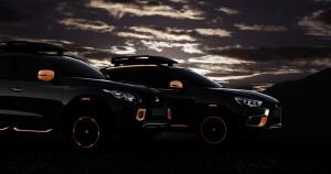 Genf 2016: Mitsubishi setzt auf SUV-Kompetenz. © spothits/Auto-Medienportal.Net/Mitsubishi