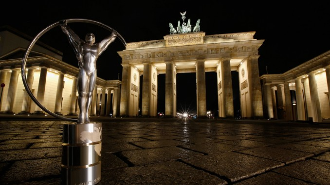 """Laureus World Sports Awards"" in Berlin . © spothits/Auto-Medienportal.Net/Daimler"