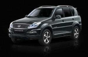 Ssangyong bringt 200 Rexton Executive. © spothits/Auto-Medienportal.Net/Ssangyong