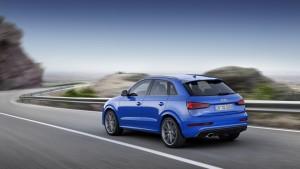 Genf 2016: Audi setzt beim RS Q3 noch eins drauf. © spothits/Auto-Medienportal.Net/Audi