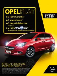 Opel-Flat bei Neuwagenkauf. © spothits/Auto-Medienportal.Net/Opel