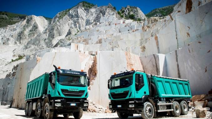 Iveco fix und fertig für den Bau. © spothits/Auto-Medienportal.Net/Iveco