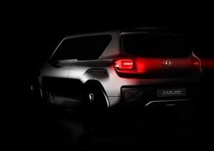 Carlino zeigt die Zukunft der Kleinen bei Hyundai. © spothits/Auto-Medienportal.Net/Hyundai