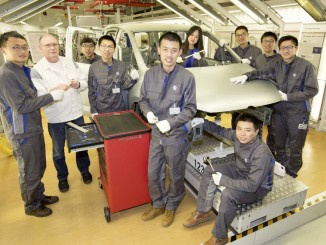 Chinesische Studenten absolvieren Praktika bei VW. © spothits/Auto-Medienportal.Net/Volkswagen