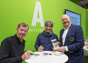 Bremen Classic Motorshow 2016: Fans treffen Legenden. © spothits/Auto-Medienportal.Net/Autostadt