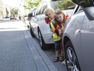 ADAC startet Initiative für sicheren Schulweg. © spothits/Auto-Medienportal.Net/ADAC