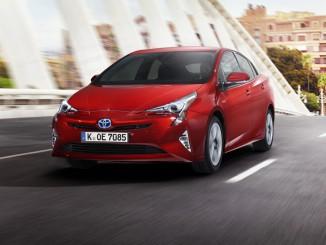 Toyota Prius über 20 Prozent effizienter. © spothits/Auto-Medienportal.Net/Toyota